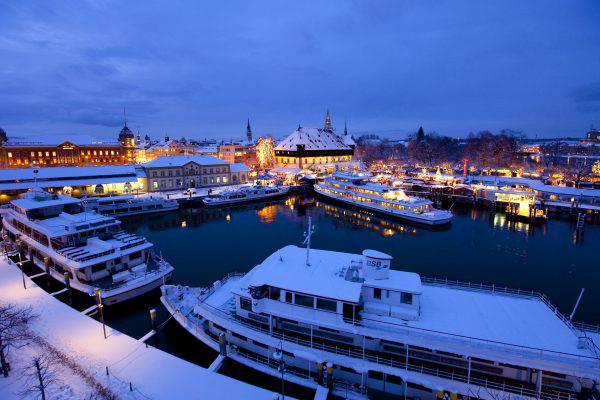 Mercatino di Natale a Costanza Achim Mende / Internationale Bodensee Tourismus GmbH)