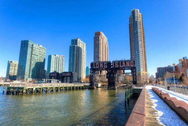 Il quartiere di Long Island City nel Queens di New York (iStock)