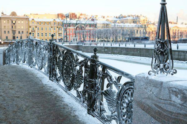 San Pietroburgo in inverno (MariaShvedova, Péixabay)