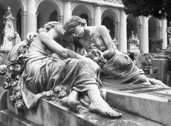 Cimitero di Staglieno, Genova (Alessandro giudice, CC BY-SA 4.0, Wikipedia)