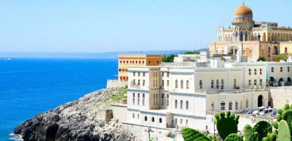 Terme di Santa Cesarea (Sito web)
