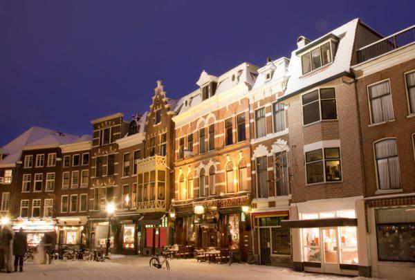 Utrecht in inverno (iStock)