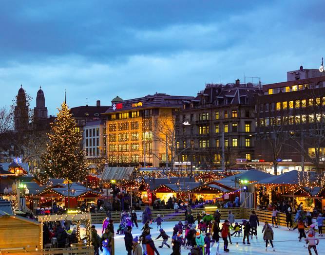Addobbi Natalizi Zurigo.Mercatini Di Natale 2016 A Zurigo Tutte Le Informazioni Utili