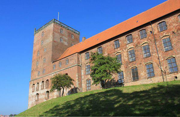Castello di Koldinghus, Danimarca (S.Juhl, CC BY-SA 3.0, Wikicommons)