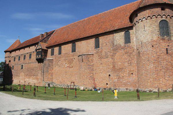 Castello di Nyborg (Elgaard ,CC BY-SA 4.0, Wikicommons)