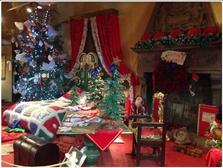 le case di babbo natale in italia 2016: ecco dove andare