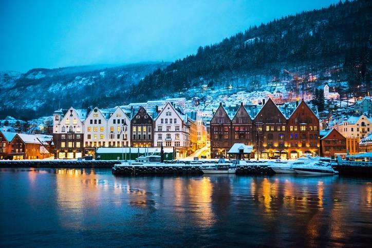Guida di bergen tutte le informazioni sulla citt norvegese for Dove si trova la camera dei deputati