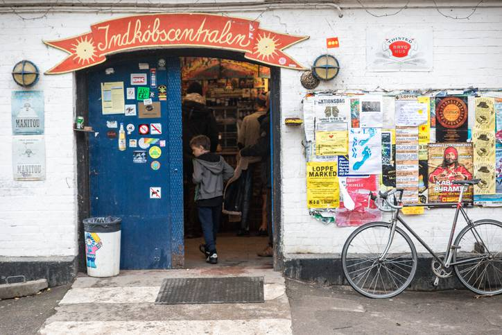 Christiania, Copenaghen (iStock)