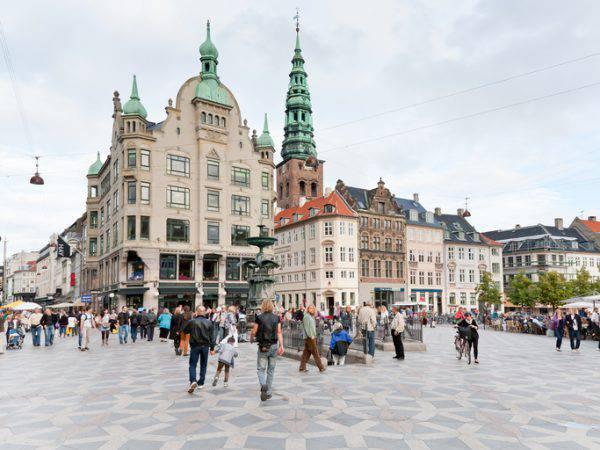 Copenaghen, Amagertorv (iStock)