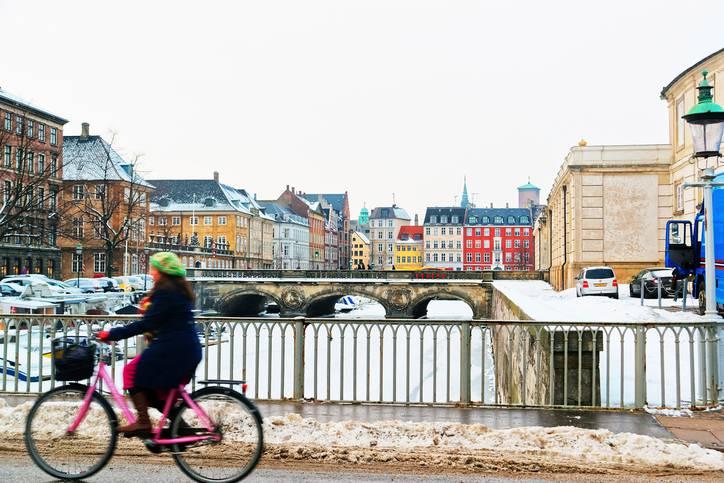 Copenaghen (iStock)