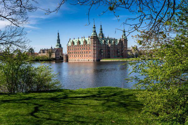 Castello di Frederiksborg, Danimarca (iStock)