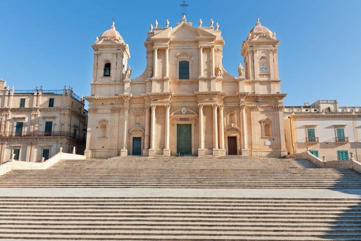 La Cattedrale di Noto, Sicilia