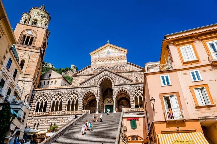 amalfi cattedrale
