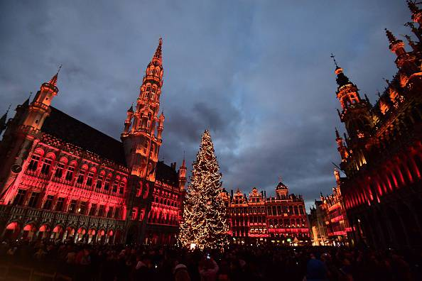 Grand Place, Bruxelles (EMMANUEL DUNAND/AFP/Getty Images)