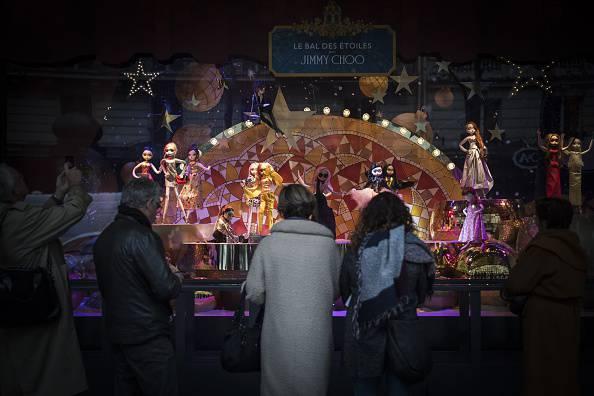 Galerie Lafayette    (LIONEL  BONAVENTURE/AFP/Getty Images)