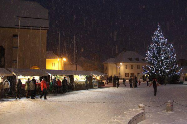 Natale a Tarvisio (Pagina Facebook)
