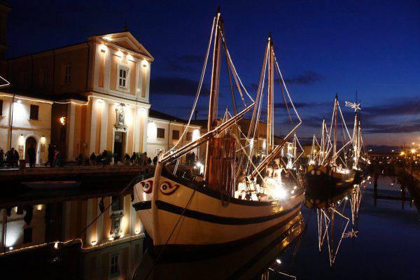 Presepe della Marineria di Cesenatico (www.facebook.com/PresepinRiviera)