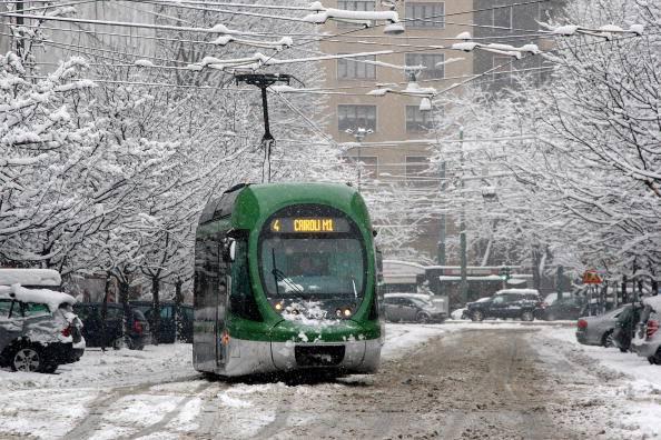 freddo neve milano