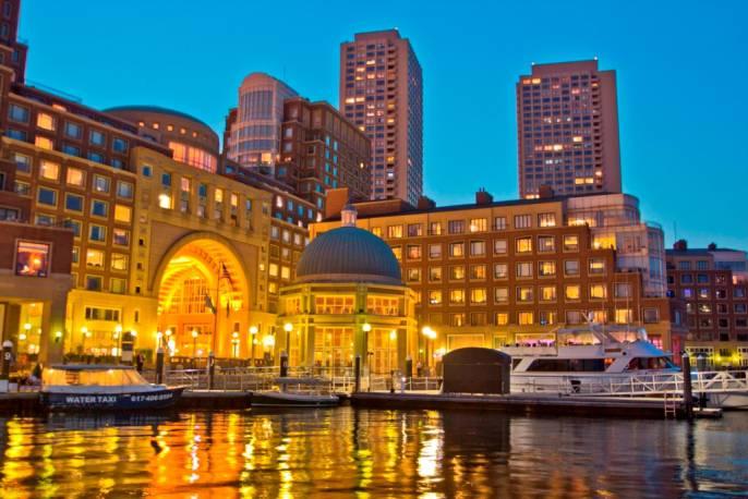 I 10 migliori hotel di lusso del mondo vince l 39 italia con for Acqua salon boston