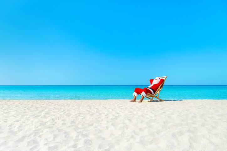spiaggia Jesolo riscaldata