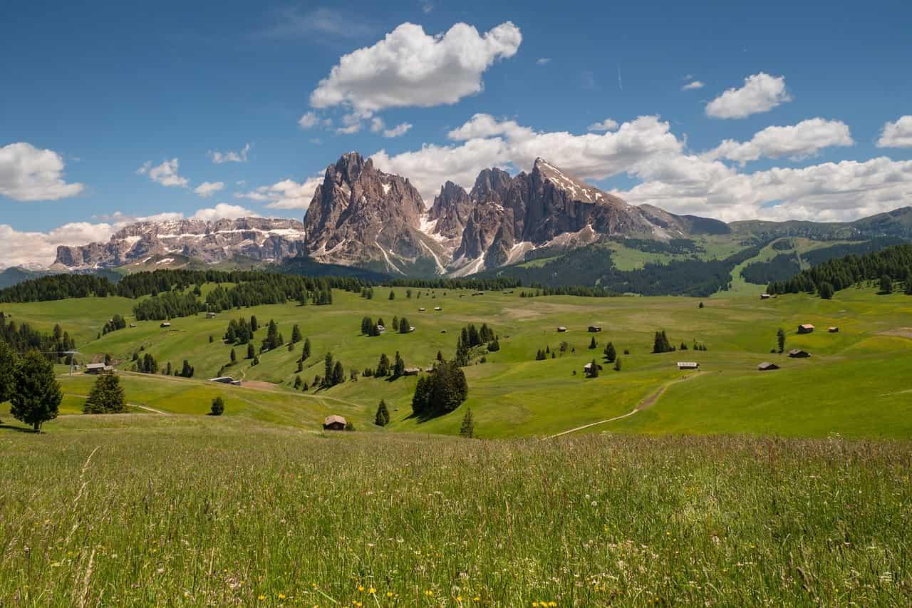 I 10 luoghi del Trentino Alto Adige da visitare