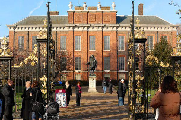 Londra cosa vedere guida ai luoghi della regina for Interno kensington palace