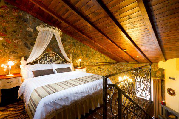 notte gratis in un bed and breakfast