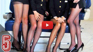 Cose Assurde Fatte Da Hostess In Volo/fonte youtube