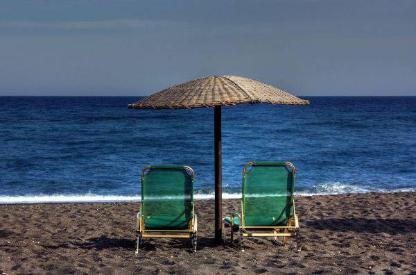 guida santorini spiagge