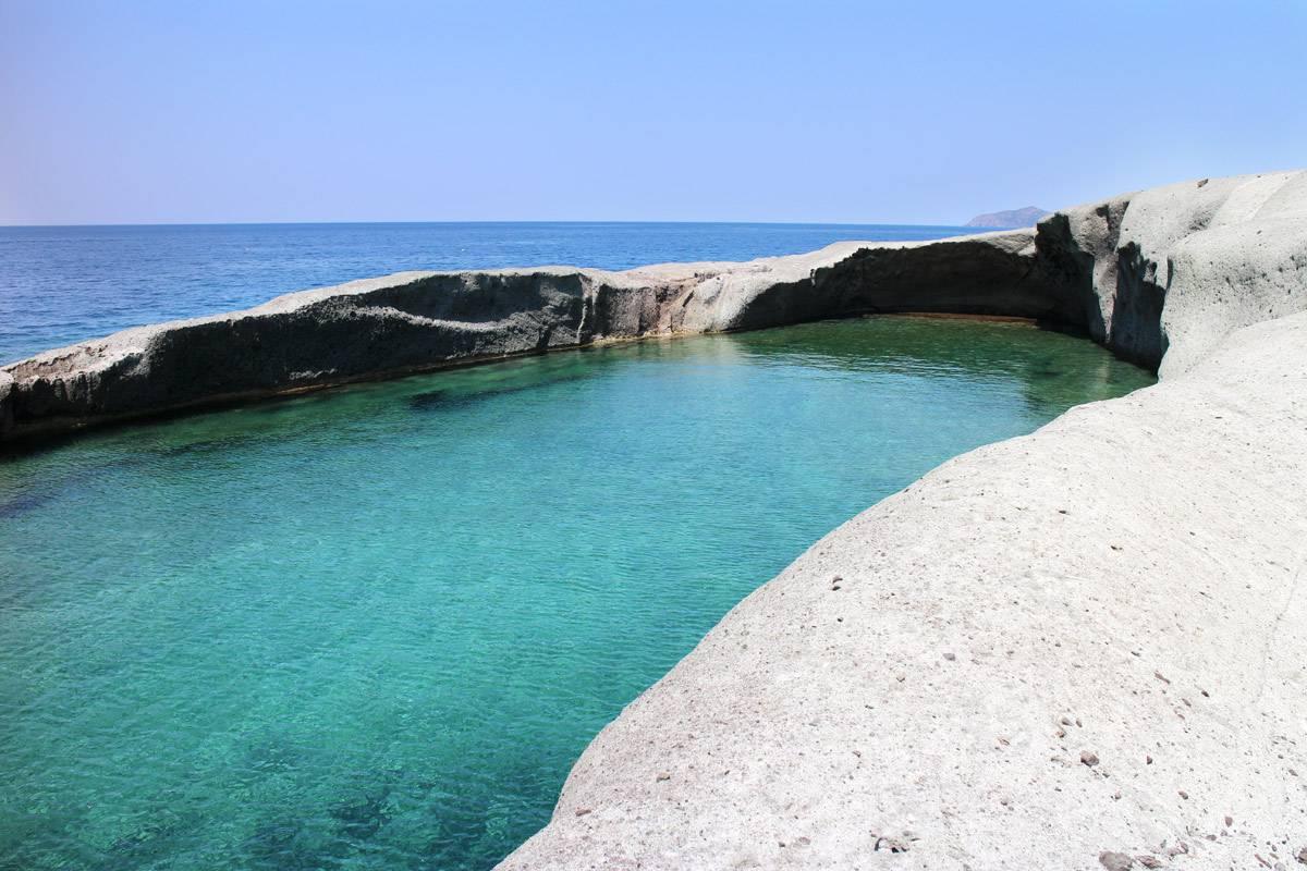 Sardegna le piscine naturali pi belle della sardegna - Regioni italiane non bagnate dal mare ...