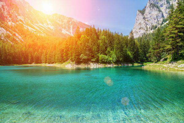 laghi in austria