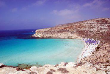 Spiaggia conigli Lampedusa
