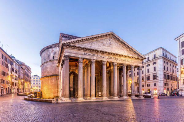 Pantheon, Roma, pentecoste