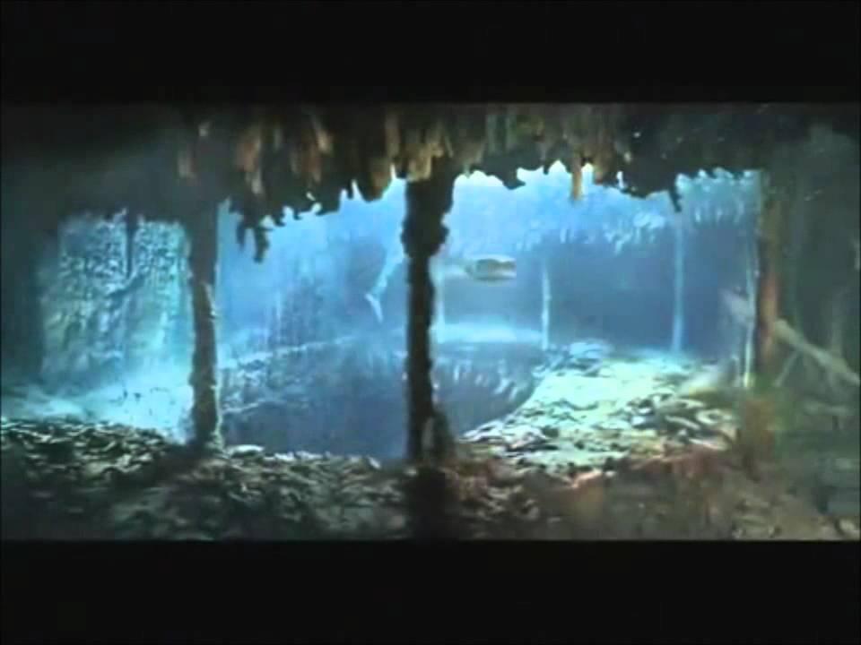 Interno del Titanic/fonte youtube