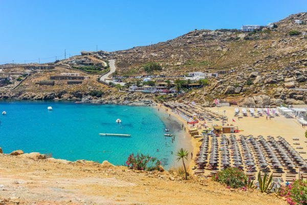 guida mykonos spiagge