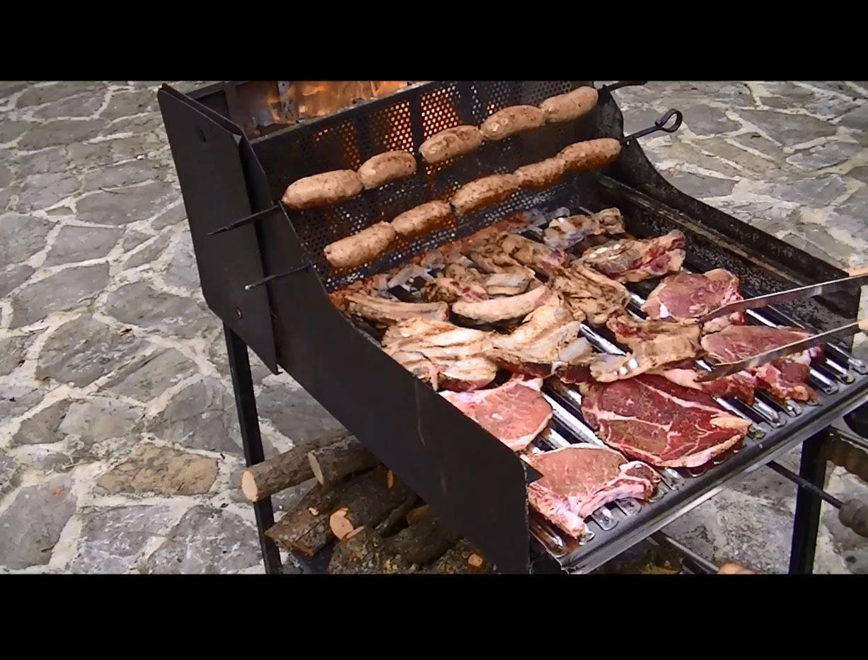 Barbecue fonte youtube