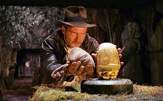 Indiana Jones fonte youtube