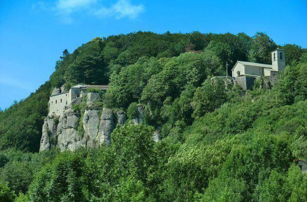 monasteri dove dormire