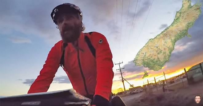 3000 Km In Bicicletta In 20 Giorni In Nuova Zelanda Il Viaggio Di