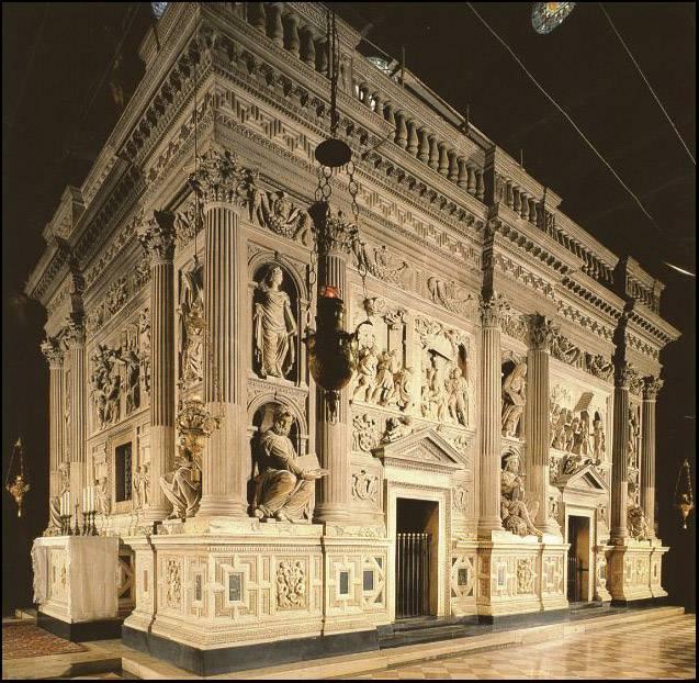 la Casa Nativa della Vergine Maria a Loreto fonte wikipedia