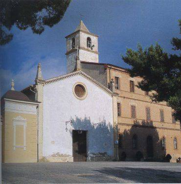 Il Santuario di Nostra Signora dei Lumi a Montemarciano