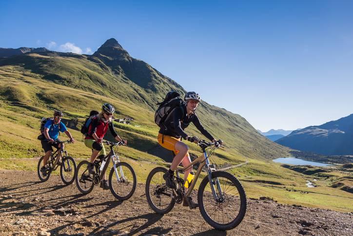 settembre bicicletta piste italia