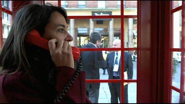 parlare con Dio grazie ad un'apposita cabina telefonica fonte youtube