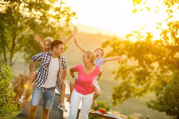 Vacanze in famiglia ecco le mete perfette dove andare for Dove andare in vacanza 2017