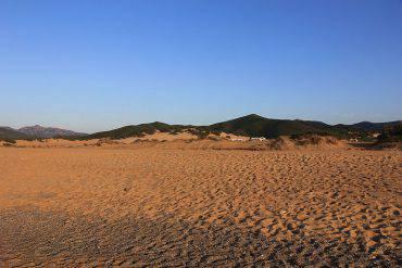 Deserto di Piscinas Fonte Gianni Careddu - Opera propria/wikipedia