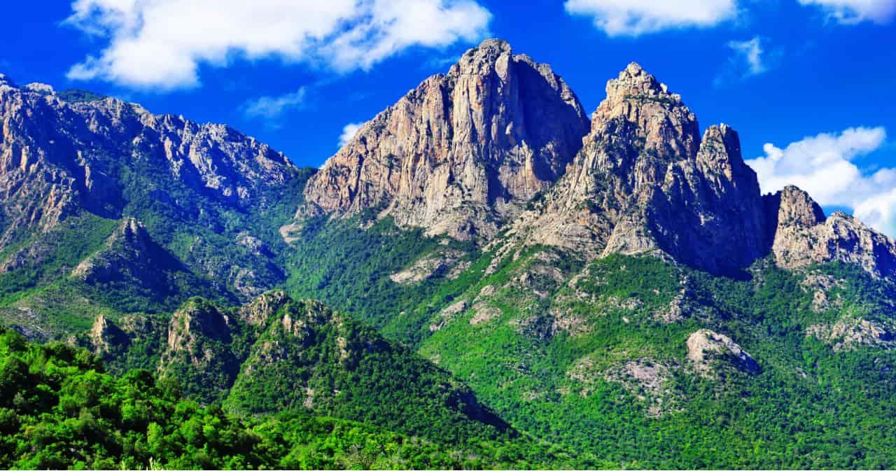 Corsica: le montagne dove fare escursioni spettacolari