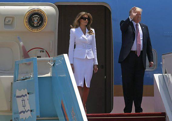 Gerusalemme, Trump: primo presidente Usa al Muro del Pianto