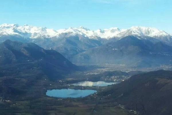 L 39 affascinante leggenda dei laghi di avigliana for Disegni di laghi