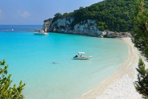 spiagge belle grecia