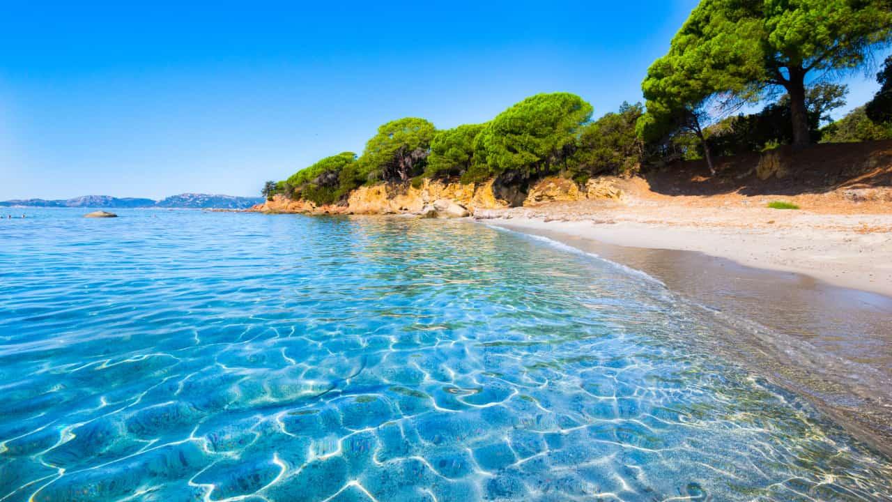 10 spiagge belle corsica